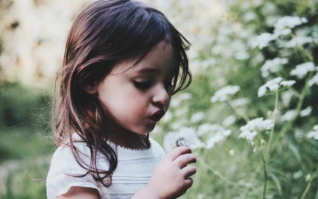 Wie Du mit Deinem Kind Achtsamkeit üben kannst