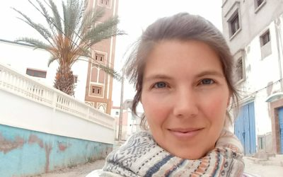 Mama-Sein in Marokko