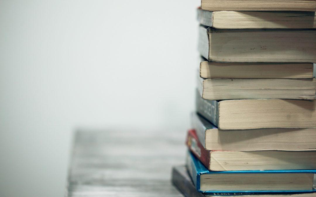 Ein paar Bücher für Dich…